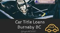 Car Title Loans Burnaby BC