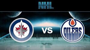 4 tickets Jets vs Oilers Dec 11