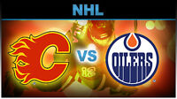 Calgary Flames vs Edmonton Oilers October 17th