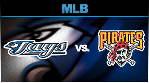 PIRATES vs BLUE JAYS x1 x2 x3 x4 >>> SAMEDI LE 1e AVRIL 13H00