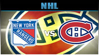 NY Rangers vs Montreal Canadiens Home Opener Tickets October 15