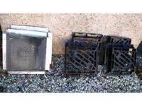 drainage fittings and covers