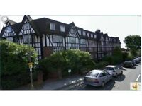LRGE BRIGHT DOUBLE ROOM IN CHARMING, PERIOD BLOCK - FINCHLEY RD - £670 ALL BILLS INC - COSTA NEARBY!