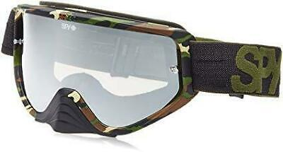 SPY WOOT RACE MX Moto Goggles FATIGUE CAMO 323346652855 IN STOCK SHIPS TODAY