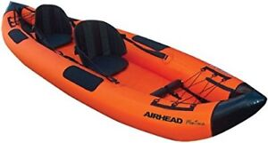 Kayak-Inflatable Airhead Montana 12' with accessories