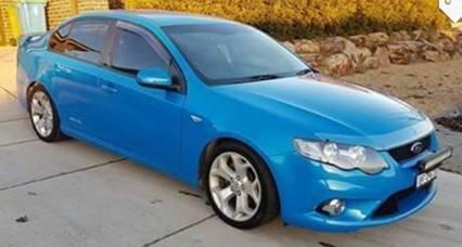 Ford FG XR6 Swaps Wagga Wagga Wagga Wagga City Preview