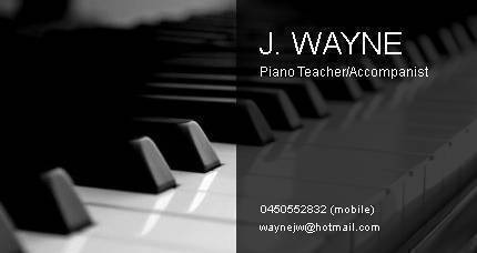 PIANO TUTORING FOR KIDS AND ADULTS