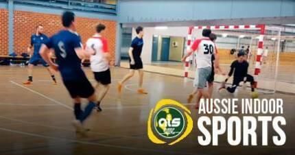 Indoor soccer (futsal) referee wanted Footscray Maribyrnong Area Preview