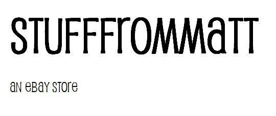 STUFFFROMMATT