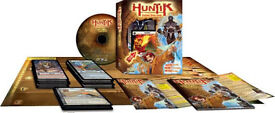 BNIB Upper Deck Box of 6 packs - Huntik - Secrets & Seekers - Card Game with Free DVD