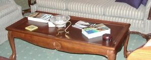 Antique Style Coffee Table