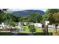 Caravan for sale Mid -Wales,,,, It's like brand new...