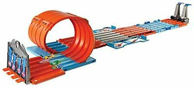 HOT WHEELS TRACK Builder System Race Crate - Stunt Set Kids Racetracks Playset