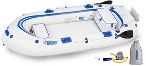 Inflatable boat sea eagle 9