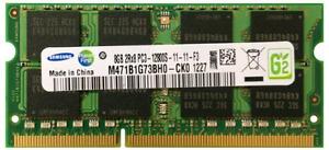 16GB DDR3L 1600Mhz
