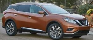 2017 Nissan Murano Platinum 1 OWNER NO ACCIDENTS