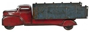 COLLECTOR BUYING COMPLETE VINTAGE PRESSED STEEL/TIN TOYS $$$