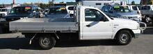 2004 Ford Courier PG GL White 5 Speed Manual Cab Chassis Bellevue Swan Area Preview