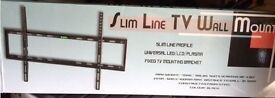 SLIM TV WALL MOUNT 26-70 INCHES