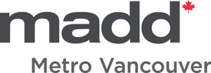 Volunteer Coordinator - MADD Metro Vancouver Chapter