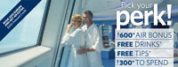 Cruise Line Special offer coming