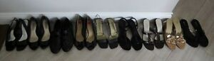 Souliers pour femmes Gr. 10 Size 10 Ladies shoes gently used