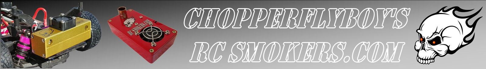 Chopperflyboy's Smoke Generators