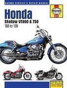 Honda Shadow 600 Owners Manual