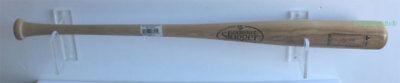 - baseball bat wall mount hanger Rack, Alternative to display case, clear Acrylic