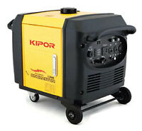 Kipor IG3000p- Gas Generator *SALE*Toys4Boys Motorsports*