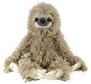 Sloth Toy