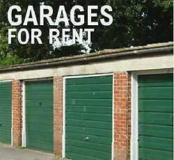 Lockup Garage to let. Loughborough