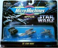 Vaisseaux Star Wars Micro Machines (set III, 1994)