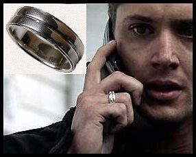 Supernatural-Deans-Replica-Silver-Plated-Ring-FREE-POSTAGE-WORLDWIDE