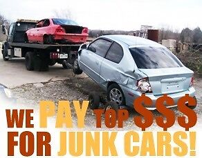 CASH FOR JUNK CARS!