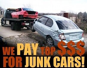 TOP DOLLAR AB JUNK/ANY CARS!