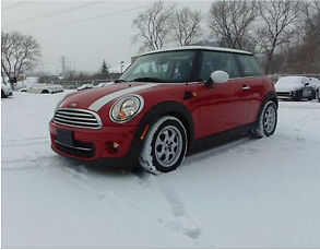 2012 Mini Cooper   - clear title , SAFETIED