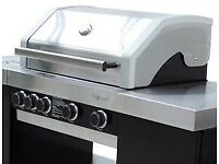 Grillstream BBQ centre unit, new in box.