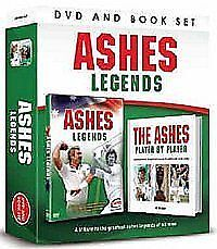 Ashes Legends (DVD, 2013)