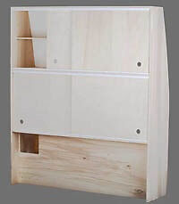 Camper Cupboard for VW T4 made by Camperfixx