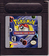 Pokemon Trading Card Game Gameboy Color