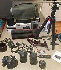 Canon EOS 7D MKII plus, plus, plus! Perth Perth City Area Preview