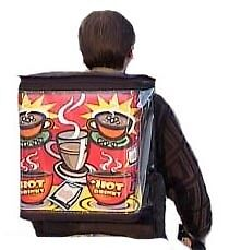 Beverage Dispensing Backpack (Non-Carbonated)