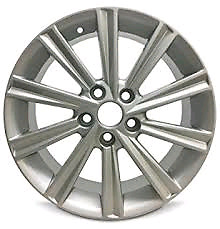"""Reduced! Toyota camry hybrid 17"""" stock rims and tires"""