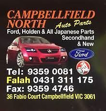 2002 Holden rodeo for parts wrecking Broadmeadows Hume Area Preview