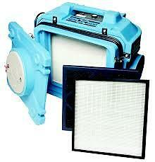 AIR SCRUBBER NEGATIVE AIR MACHINE RENTALS BEST PRICE IN OTTAWA!