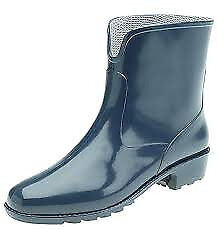 grey wellington ankle boots