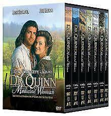 Dr-Quinn-Medicine-Show-Seasons-1-6-amp-The-Movies-Dvd-Box Set Para Hills Salisbury Area Preview