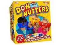 'Doh Nutters' game for children and adults