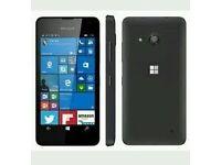 Nokia Lumia 550 On O2